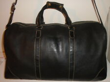 "ROOTS 22"" LIMITED ED. NATIONAL POST BANFF WATERBUCK DUFFLE  BAG  $600CAD RETAIL"