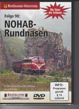 Die NOHAB - Rundnasen Stars der Schiene Folge 90
