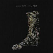 EDITORS Life Is A Fear - UK Promo CD Single 2015 * Mint / Unplayed *