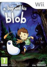 A Boy and His Blob (Nintendo Wii, 2009) - European Version
