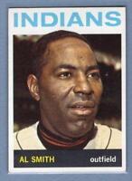 1964 Topps #317 Al Smith EX   GO220