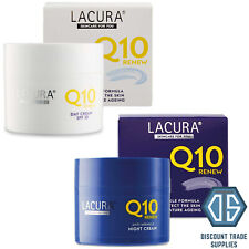 Aldi Lacura Q10 Anti-Wrinkle Day & Night Cream Retinol & Hyaluronic Acid 50ml