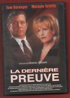 DVD - La Ultima Prova Con Mélénie Griffith E Tom Berenger