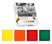 Cokin P-Series Black & White Kit #H40003 Yellow Orange Red Green (UK Stock) BNIB
