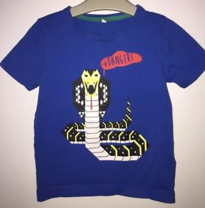 Boys Age 18-24 Months - M&S Snake Designs Top 🐍