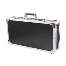 "Guitar Effect Pedal Board Case Storage 19.7""x9.8"" Lightweight Dicon EC5025BK"