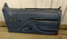 FORD TRUCK/BRONCO DOOR PANEL BLUE PASSENGER SIDE OEM 1992-1996