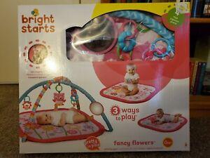 Bright Starts Fancy Flower Activity Gym