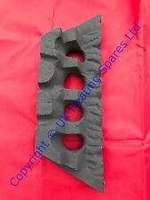 PUNTO focale jemez & VOGUE GAS FIRE letto di carbone base in ceramica Matrix F780093