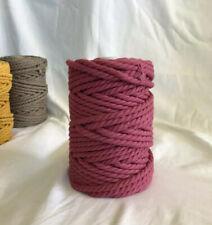 GANXXET Cotton Rope Rose Color
