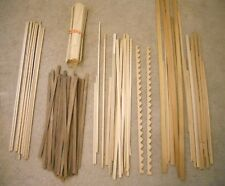 Wood for Building Making Dollhouse Stair Stringers Lumber Shingles Trim Flooring