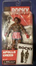 NECA Rocky Series 1 Apollo Creed Post Fight Figure
