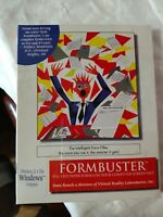 FORMBUSTER Windows 3.1 or higher 1994 VTG Factory Sealed NIB Software COLLECT