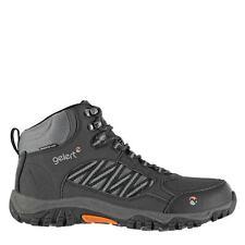 Gelert Mens Horizon Waterproof Mid Walking Boots Lace Up Breathable Mesh Panels