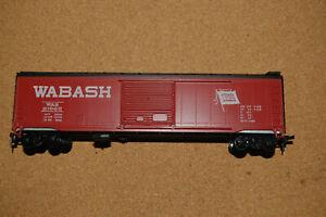 Roundhouse Wabash 50' Boxcar Built Kit P/N 1209