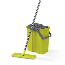 Floor Squeegee Mop Set Mop Mop Bucket Telescopic Handle Easywring Grooming Clean