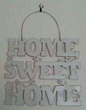 Home Sweet Home Metal Wall Hanging. Christmas gift. living kitchen hall