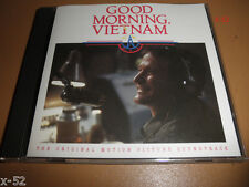 Robin Williams GOOD MORNING VIETNAM cd Beach Boys CASTAWAYS vogues JAMES BROWN