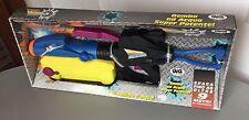 VINTAGE#SUPER SOAKER BOMBER SHOTGUN BAZOOKA LIQUIDATOR NEW IN BOX  LARAMI#NOC