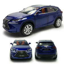Lexus NX 200T Off-road SUV 1:32 Scale Model Car Diecast Gift Toy Vehicle Blue