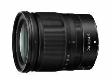 Nikon NIKKOR Z 24-70mm f/4 S F4 Lens
