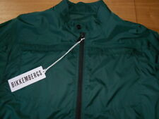 Bikkembergs Green Bomber Jacket XXL New Tag Genuine Dirk 80's football casuals