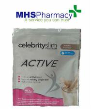 Celebrity Slim Active Vanilla Sachets 40g