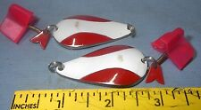 Vintage Fishing Lure Lot of 2 Marked K O Wobbler Lures Listing Others Today