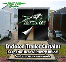 Acrtic Cat Enclosed Trailer Rear Door Yamaha Kawasaki CanAm KTM, Husqvarna