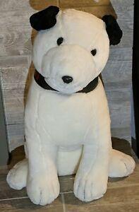 """RCA Nipper Dog Plush Dankin Animal Figure 22"""" Tall Stuffed Animal 1993"""