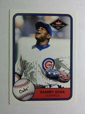 SAMMY SOSA 2001 FLEER PLATINUM BASEBALL CARD # 389 C8127