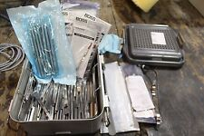"LOT OF SURGICAL TOOLS GENESIS CASE 10"" BY 12"""