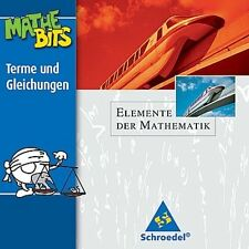 Elemente der Mathematik - Ausgabe 2004 für die SI: Elemente der Mathematik SI -
