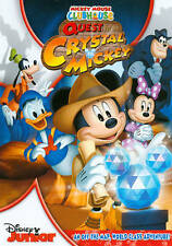 Mickey Mouse Clubhouse: Quest for the Cr DVD