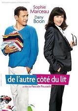 DVD *** DE L'AUTRE COTE DU LIT *** avec Sophie Marceau,