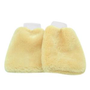 Microfiber Plush Mitt Car Wash Mitten Washing Glove Cleaning Brush Tool vmT Fx