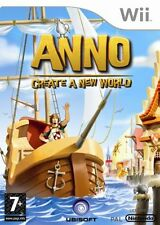 Anno Create A New World [UK Import] Nintendo Wii IT IMPORT UBISOFT