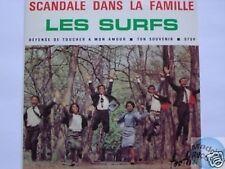 LES SURFS SCANDALE DANS LA FAMILLE CD SINGLE EP ED. LTE