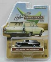 GREENLIGHT 1:64 Estate Wagons Series 3 1955 CHEVROLET TWO-TEN HANDYMAN