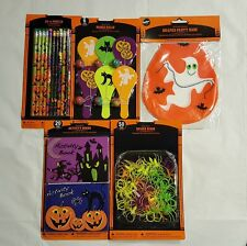 Halloween or Everyday Party Packs/Party Favors