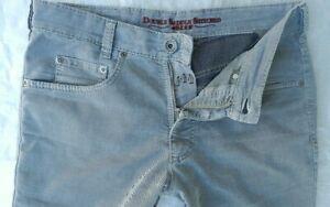 JOKER Jeans Hose Double Saddle Stitched Grau Gr.31/32 W31 L32