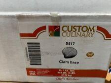 (Case of 6) Custom Culinary Clam Base, 1 Pound each