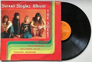 THE SWEET Sweet Singles Album 1975 OZ RCA Victor VG+/VG