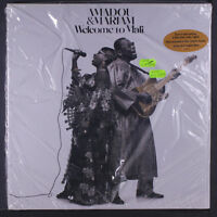 AMADOU & MARIAM: Welcome To Mali LP Sealed (2 LPs, w/ CD) International