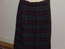 Laura Ashley Calf Length Cotton Regular Skirts for Women