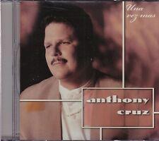 Anthony Cruz Una Vez Mas CD New Nuevo