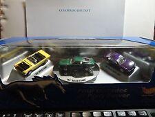Hot Wheels Four Decades of Pony Power (3) Car Boxed Set