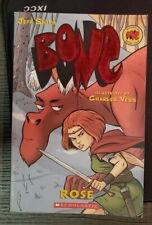 Bone: ROSE, 2009, Jeff Smith, Charles Vess, Graphic Novel, Prequel to Bone, 2009