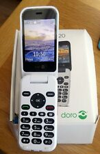 Doro 6620 2.8'' Mobile Phone 3G Big Button Tesco Mobile with £10 credit