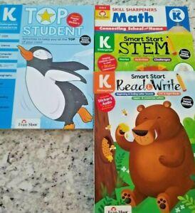 Kindergarten Workbook Kit, Homeschool bundle (All Subjects) SALE!